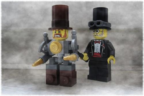 [226/365] Steam Thug