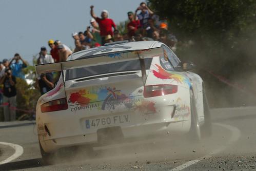 Fuster-Aviño Rally Islas Canarias