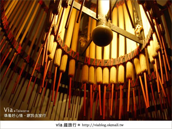 【新港香藝文化園區】觀光工廠快樂行~探索香的文化及樂趣!13