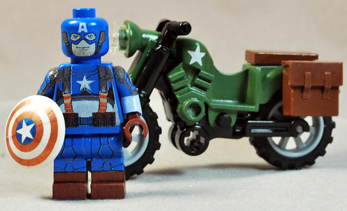 Capt America Movie Prototype