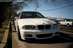 So Crispy. (Chunter!) Tags: california white 3 classic car european euro 5 sunday stretch exotic german poke bmw series sacramento bags flush aspen tnt sunk m3 m5 meet lowered coils hella slammed camber autobody