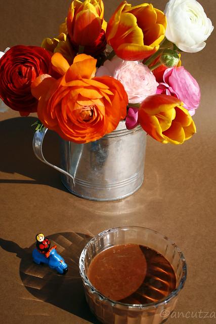 ricetta con foto Sciroppo di cioccolato