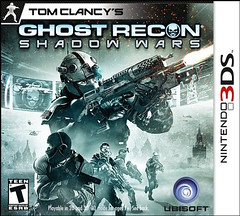 Tom Clancy's Ghost Recon Shadow Wars (Nintendo 3DS)
