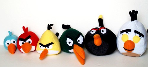 Angry Birds by Flamingo Toes