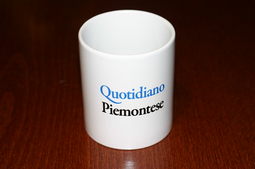 Mug Quotidiano Piemontese (1)