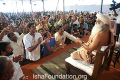 Sadhguru-Inner-Engineering-Mysore-18April-04 (Isha Foundation) Tags: india yoga meditation enlightenment mysore innerpeace wellbeing ishayoga spiritualpractice ishafoundation sadhgurujaggivasudev innerengineering guidedmeditation ishafoundaitonorg