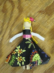 Clothespin Dolls 17