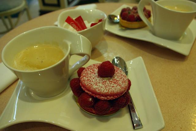 coffee&macaroon