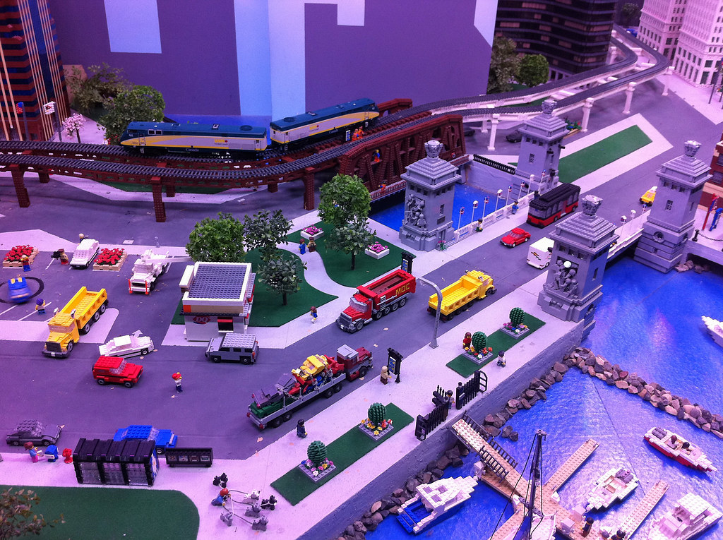 LEGOland Discovery Center by wiredforlego, on Flickr