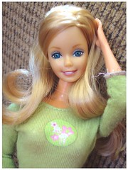 Vacation Sensation Barbie 1986 (Chicomttel) Tags: vacation barbie 1986 mattel inc sensation