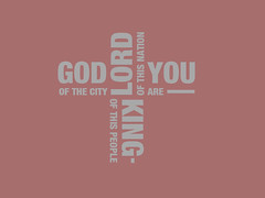 God of the City (Kin M) Tags: chris christian tomlin tyography