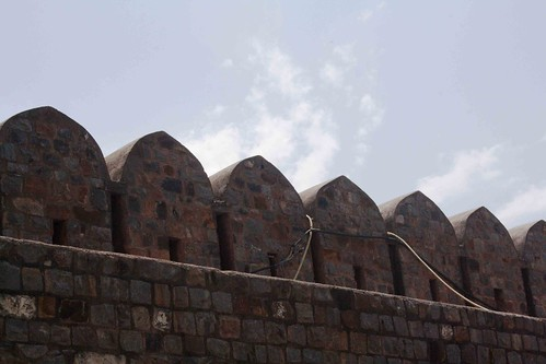 City Monument - Old Delhi Wall, Near Dilli Gate