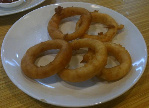 Jeffer Onion Rings