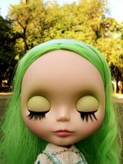 I love my green girl! <3
