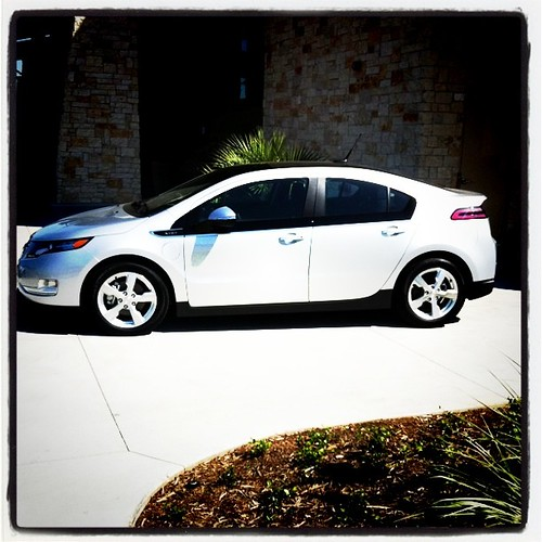 Chevy Volt in Tyler TX