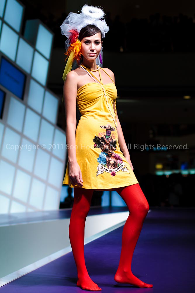 KLCC Fashion week 2011 - (Ed Hardy) @ KL, Malaysia