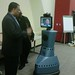 Robot Attends BDPA Cincinnati Program Meeting
