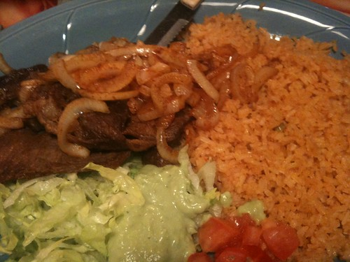 Carne Asada at El Bronco, Warner Robins GA