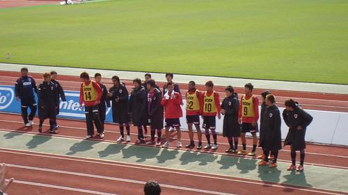 2011/04 J2第8節 京都vs岡山 #03