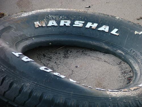 marshall tire