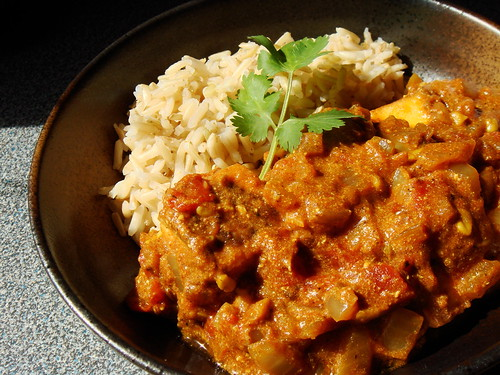Paneer In Tomato Sauce
