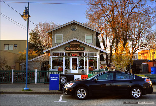Cannery Cafe