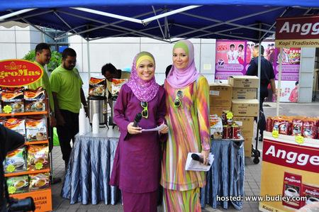 Farah Anuar dan Fatheen