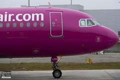 HA-LPB - 1635 - Wizzair - Airbus A320-232 - Luton - 110317 - Steven Gray - IMG_1017