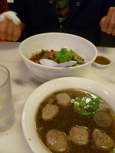 Beef Noodles [Old Town Kopitiam Mamak, City]