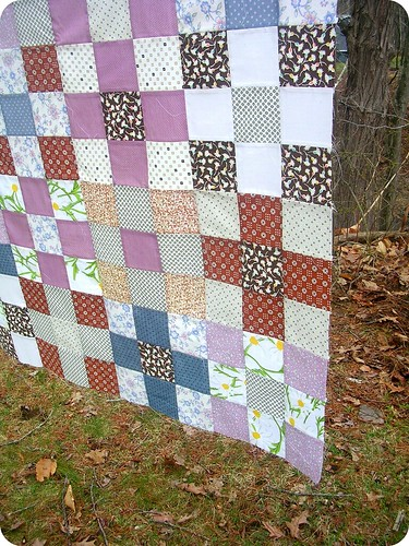 frances patchwork quilt