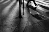 (Donato Buccella / sibemolle) Tags: blackandwhite bw italy milan shadows stripes milano crosswalk zebracrossing moscova mg8980 sibemolle