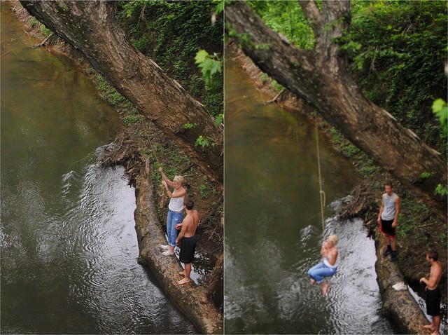 hailey, rope-swinging