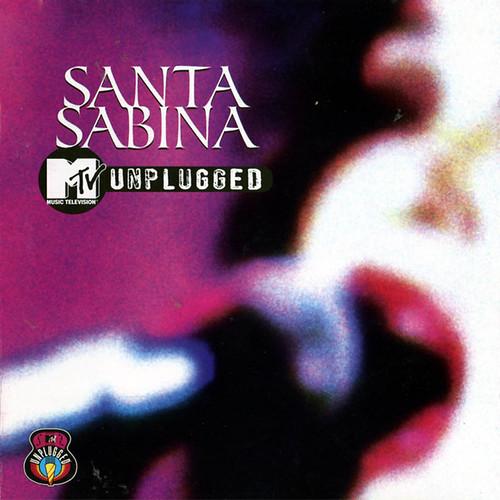 Santa Sabina - Mtv Unplugged - Front