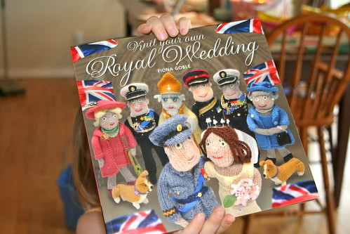Royal Wedding Knits