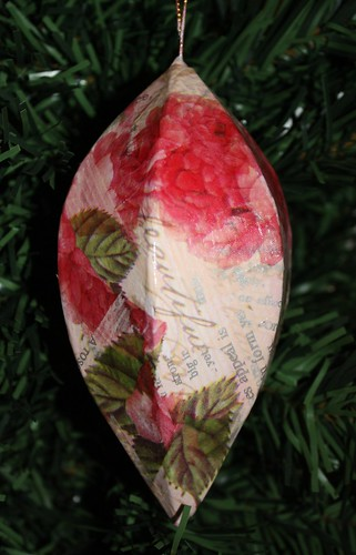 Tissue Paper Ornament