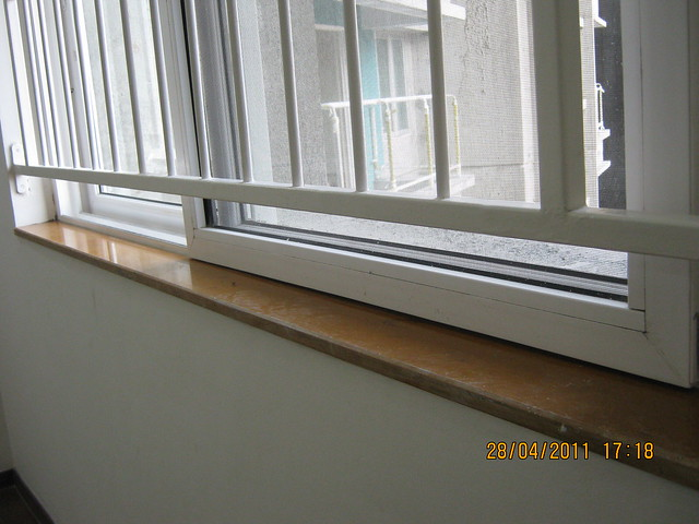 Windowsill in Sangria Towers at Megapolis Hinjewadi Phase 3, Pune