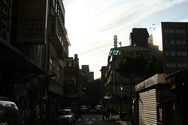 Lane 89, Jinshan S. Rd., Taipei