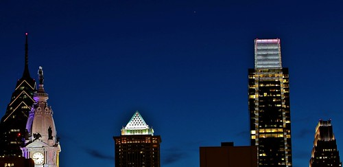 William Penn- Center City 1 by Darryl W. Moran Photography