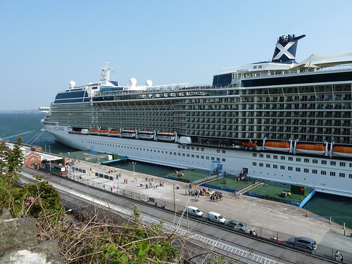 Celebrity Eclipse in Cobh by despod