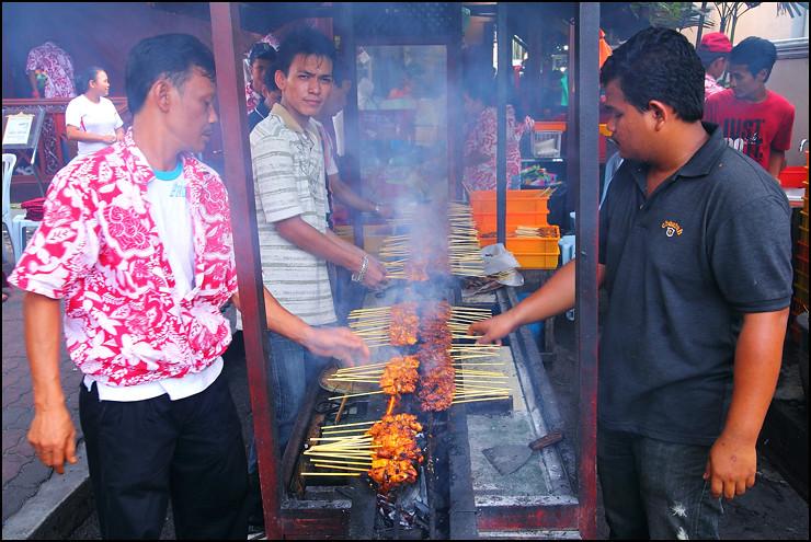 satay-grill