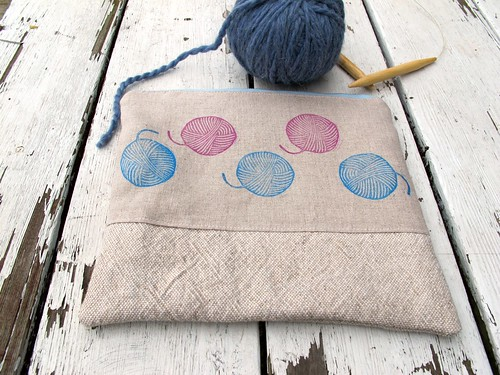 yarn pouch 1