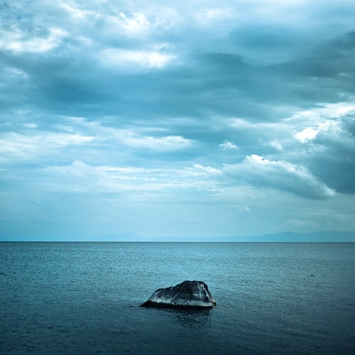 Blue / Sea / Ocean by ►CubaGallery