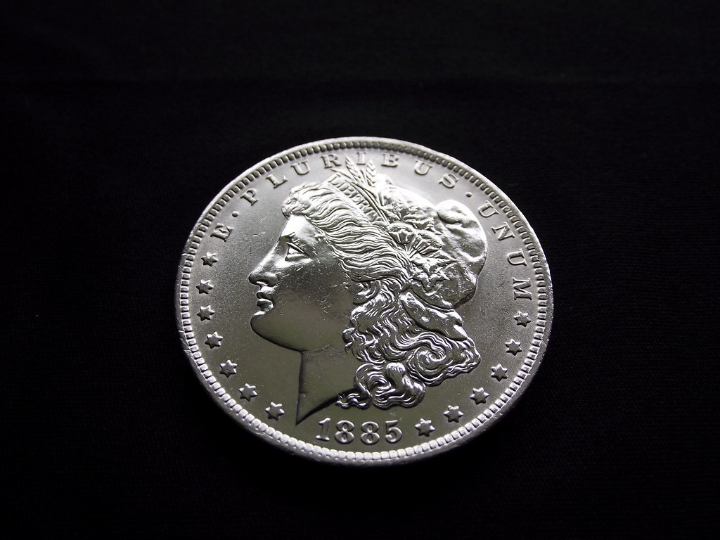 The Morgan Silver Dollar