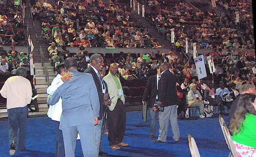 SCDP Convention Crowd