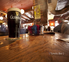 Temple Bar (jrobertshaw) Tags: ireland dublin guiness pint t189