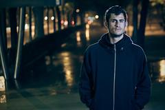 juanmi (Varo|Centroklub) Tags: madrid street city light portrait urban rain night de 50mm la spring lluvia dof faces bokeh retrato portraiture campo caras f18 cinematic tones castellana 48 metz af1 enfoque profundidad selectivo strobist yn460 varocentroklub