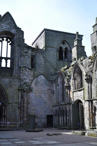 abbey at holyroodhouse
