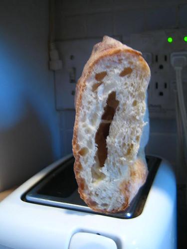 Oh No, Toast!