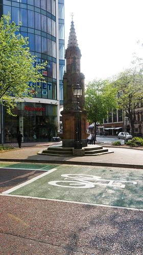 Thomas Thompson Memorial Fountain