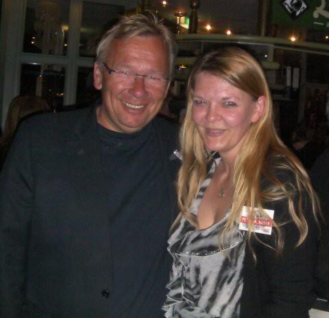 Bernd Stelter und Petra A. Bauer auf der Criminale in Mönchengladbach [20110506]